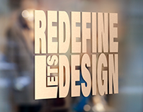 Lets Redefine Design Branding