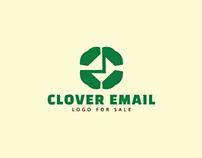 Clover Email Logo