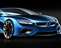 BMW Z3 M Coupe (Hatchback) Concept 2019