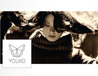 Youko - brand identity