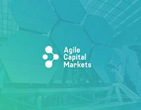 Agile Capital Markets — Branding