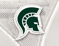 Michigan State Rebrand Concept