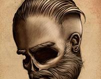 dead hipster sketch!