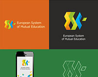 European System of Mutual Education — logo & identity