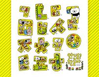 children's learning poster