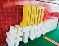 2014 FIFA World Cup Coca-Cola Visibility Campaign