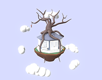 Floating Little Home
