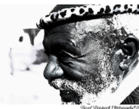 The Shembe Priest