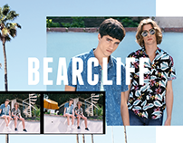 BEARCLIFF | SUMMER CAMPAIGN