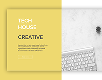 Tech House - Offer Landing Page