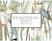 Equatorial Patterns Set!