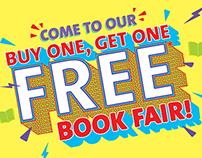 Scholastic Book Fairs BOGO Free Book Fair