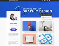Portfolio Web Design Wordpress & Elementor