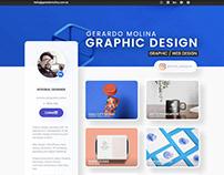 Portfolio Web Design Wordpress & Elementor