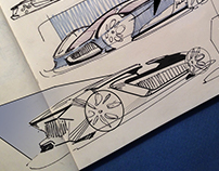 Hand sketches part II