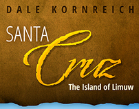 Santa Cruz book cover and promo image