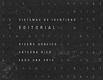 Sistemas de identidad editorial