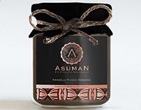 Asuman Çikolata Dükkanı Ambalaj Tasarımı