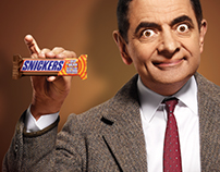 SNICKERS - Mr.Bean