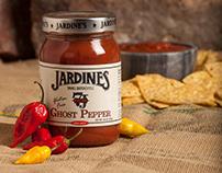 Jardines Ghost Pepper Salsa