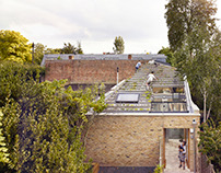 Dalston House by Hayhurst & Co