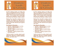 Rack Cards for Church