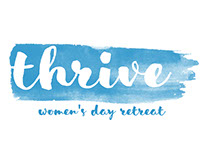 Thrive Women's Ministry Branding (proposals & final)