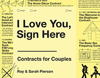 I LOVE YOU SIGN HERE / AUTHOR