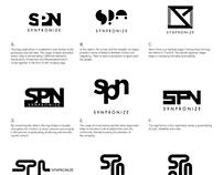 SYNPRONIZE - Identity Design