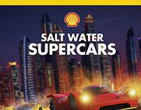 SHELL Salt Water Super Cars video