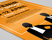 Event Poster / Flyer Template Free   PSD Available
