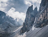 Dolomites August 2019