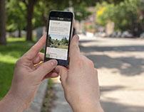 Layout App - Radar Cidadão