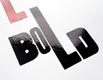 Letterpress Workshop @ Budapest Design Week 2015