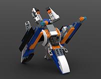 LEGO Creator - CAD Task