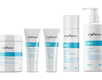 Vitaforce Skin Range