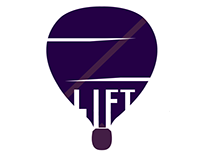 A Logo A Day - Hot Air Balloon - Day 2