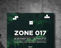 Poster Design: ZONE 017
