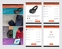 Demo Store for Ipad