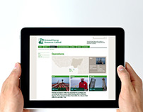 Oriental Energy Resources Limited Corporate website
