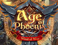 Age_of_Phoenix Enemies Spine animation