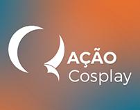 Rebranding Ação Cosplay