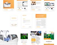 Agencia Dental - Identidad visual