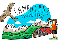 Illustrations 2016 for Campacruz