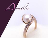 Ameli - silver jevellery internet shop