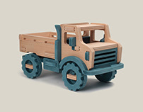 Storage / Unimog Truck