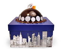 The Liberty Cake Box