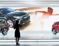 KIA Auto Show Experience