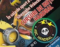 Handball Academy Poster