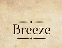 Breeze Typography